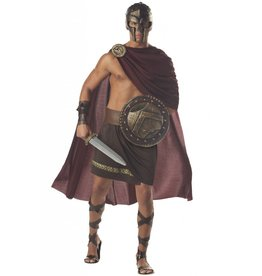 California Costume Spartan Warrior