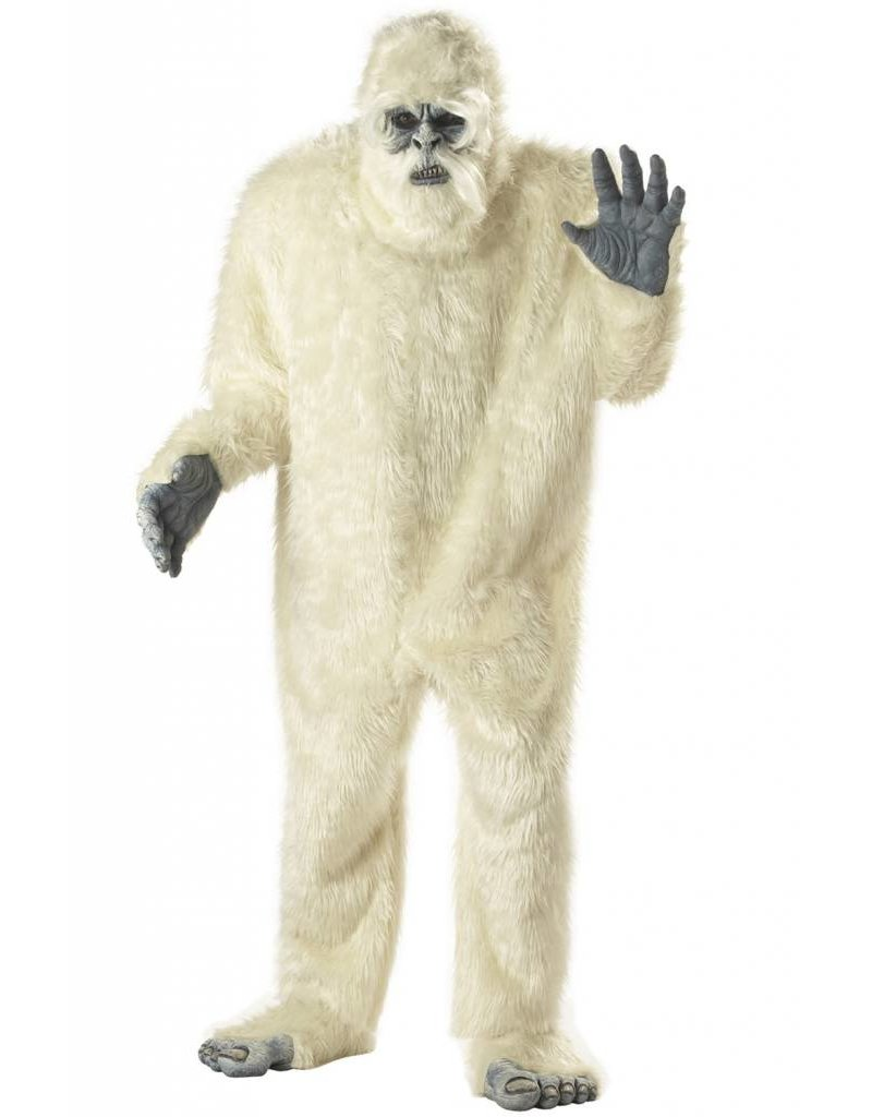 California Costume Abominable Snowman