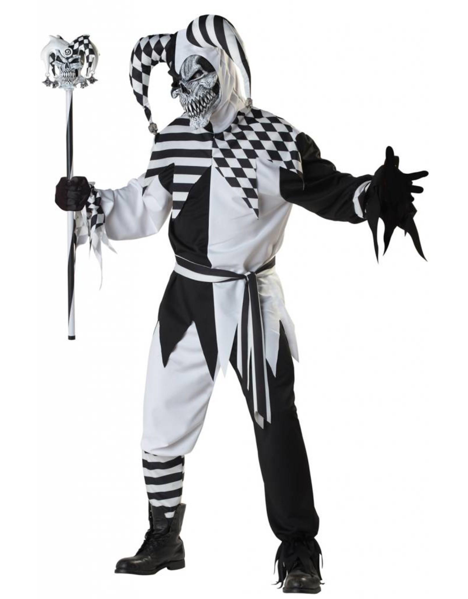 California Costume Nobody's Fool Jester