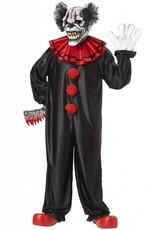 California Costume Last Laugh The Clown