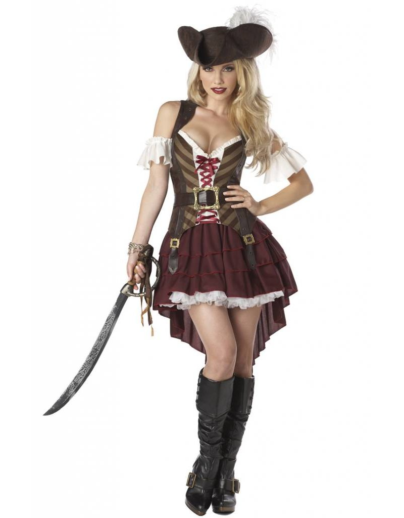 California Costume Sexy Swashbuckler