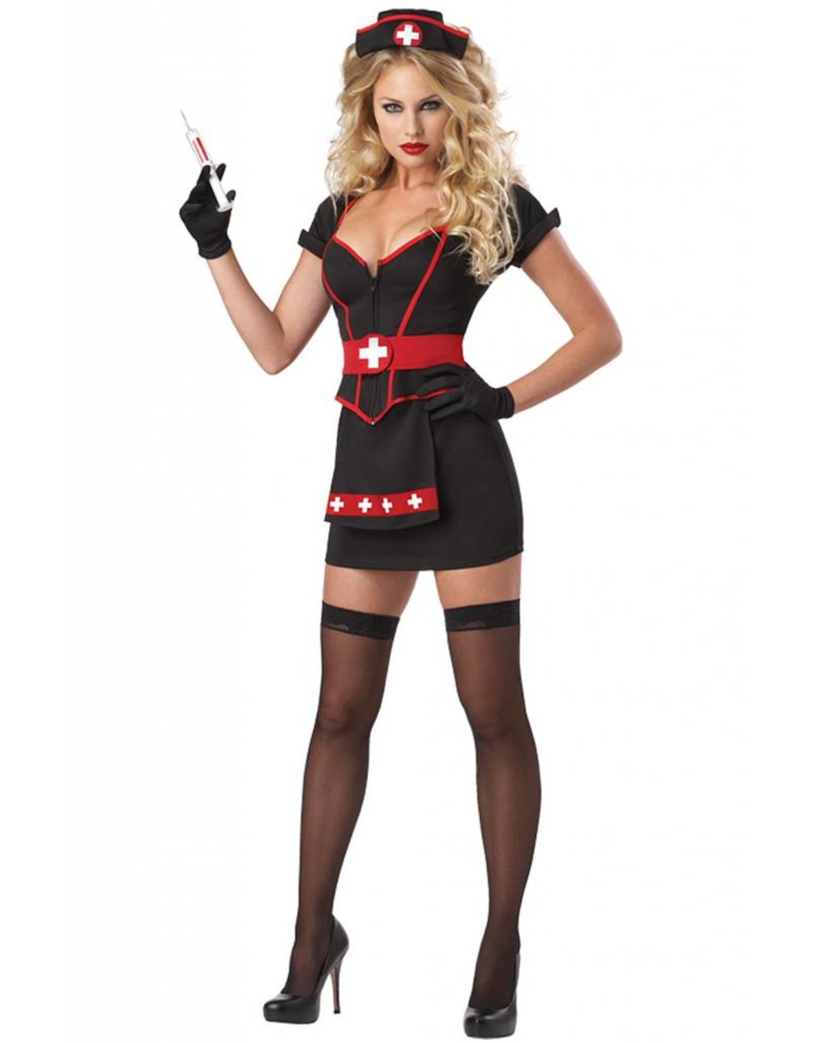 California Costume Nurse Cardiac Arrest