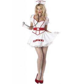 California Costume Nurse Heart Breaker