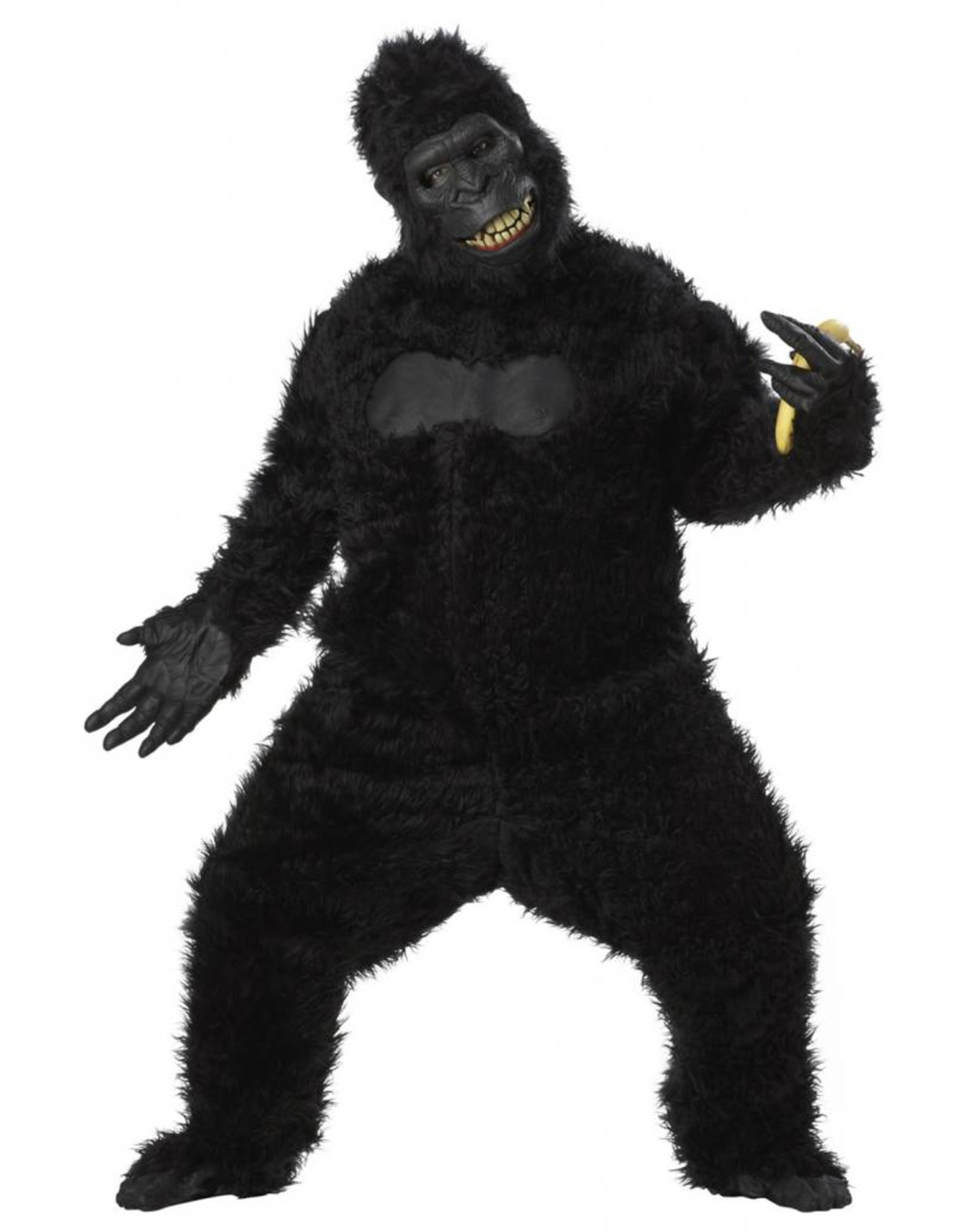 California Costume Goin' Ape Gorilla