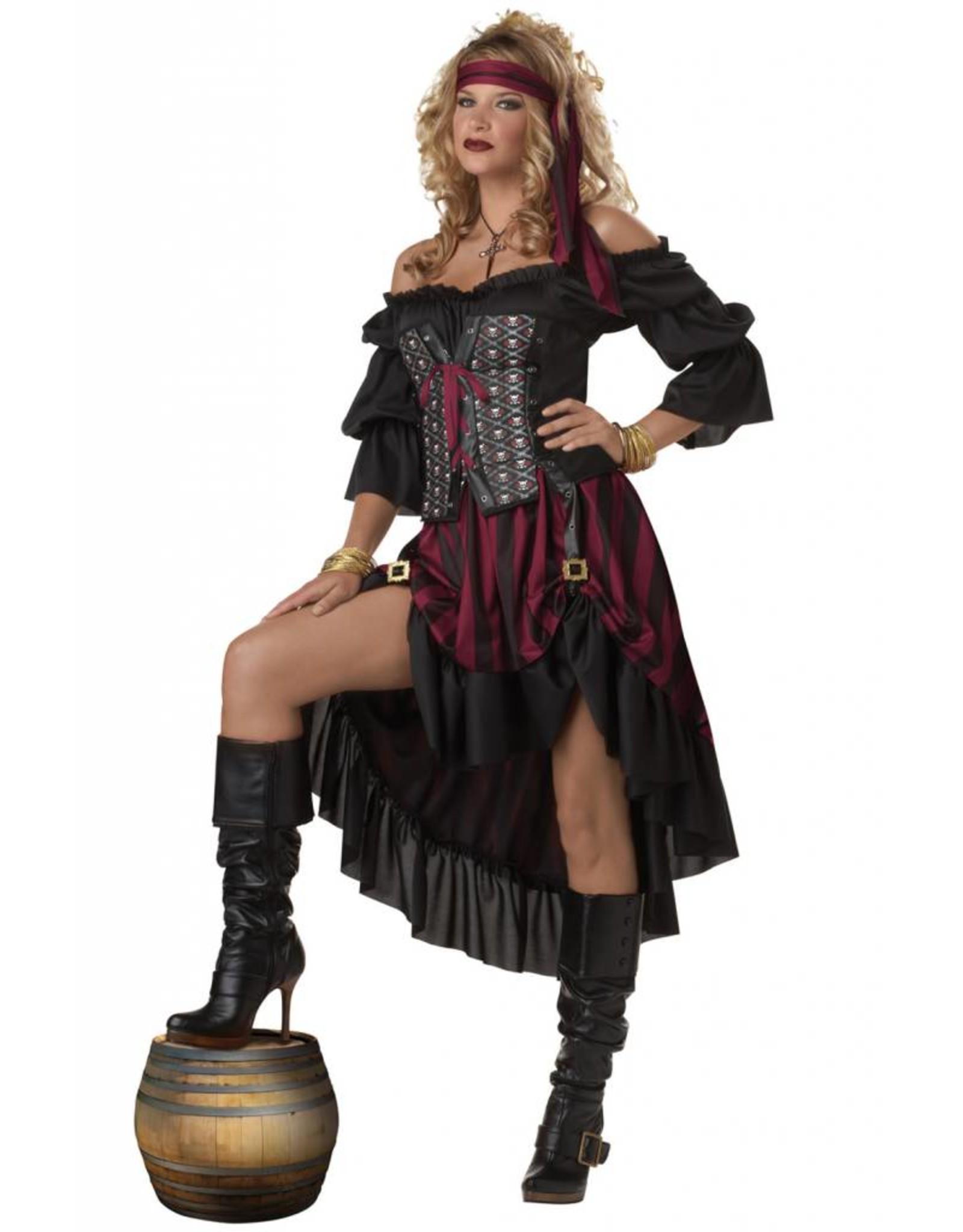 California Costume Pirate Wench
