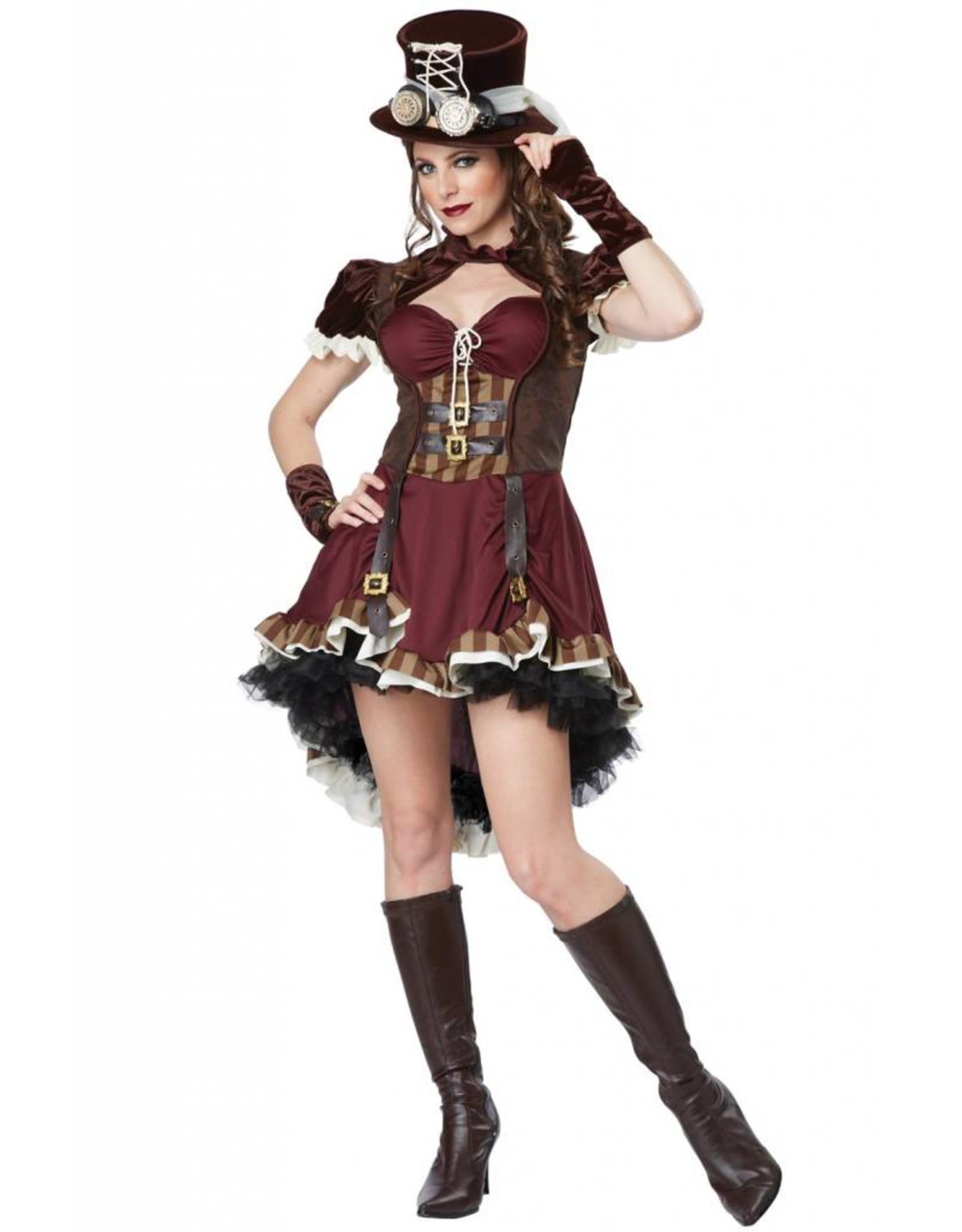 California Costume Steampunk Girl