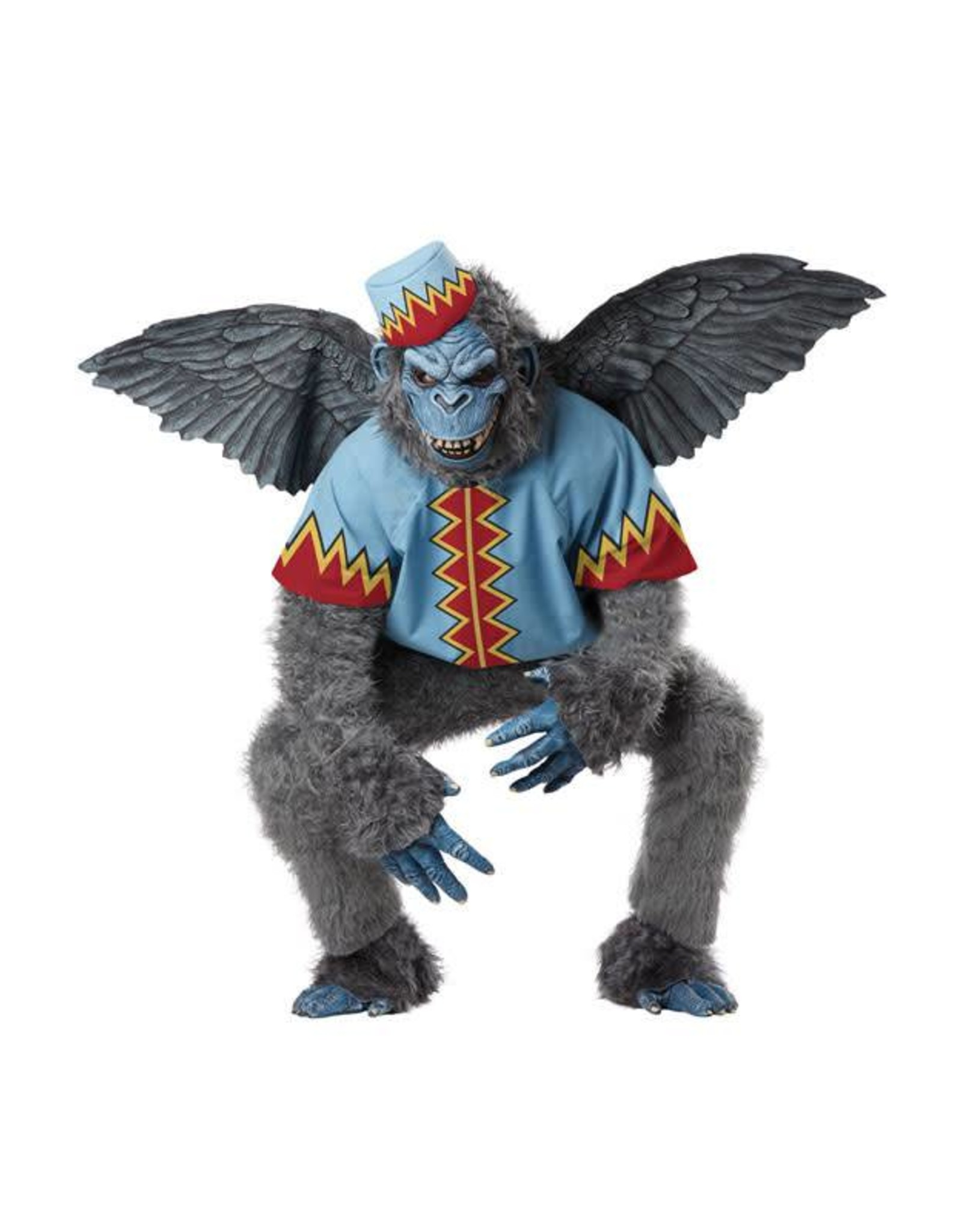 California Costume Flying Monkey Deluxe