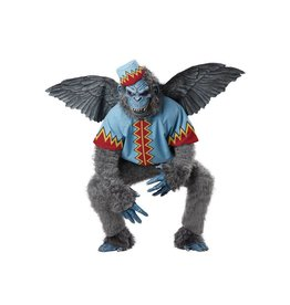 California Costume Flying Monkey Deluxe