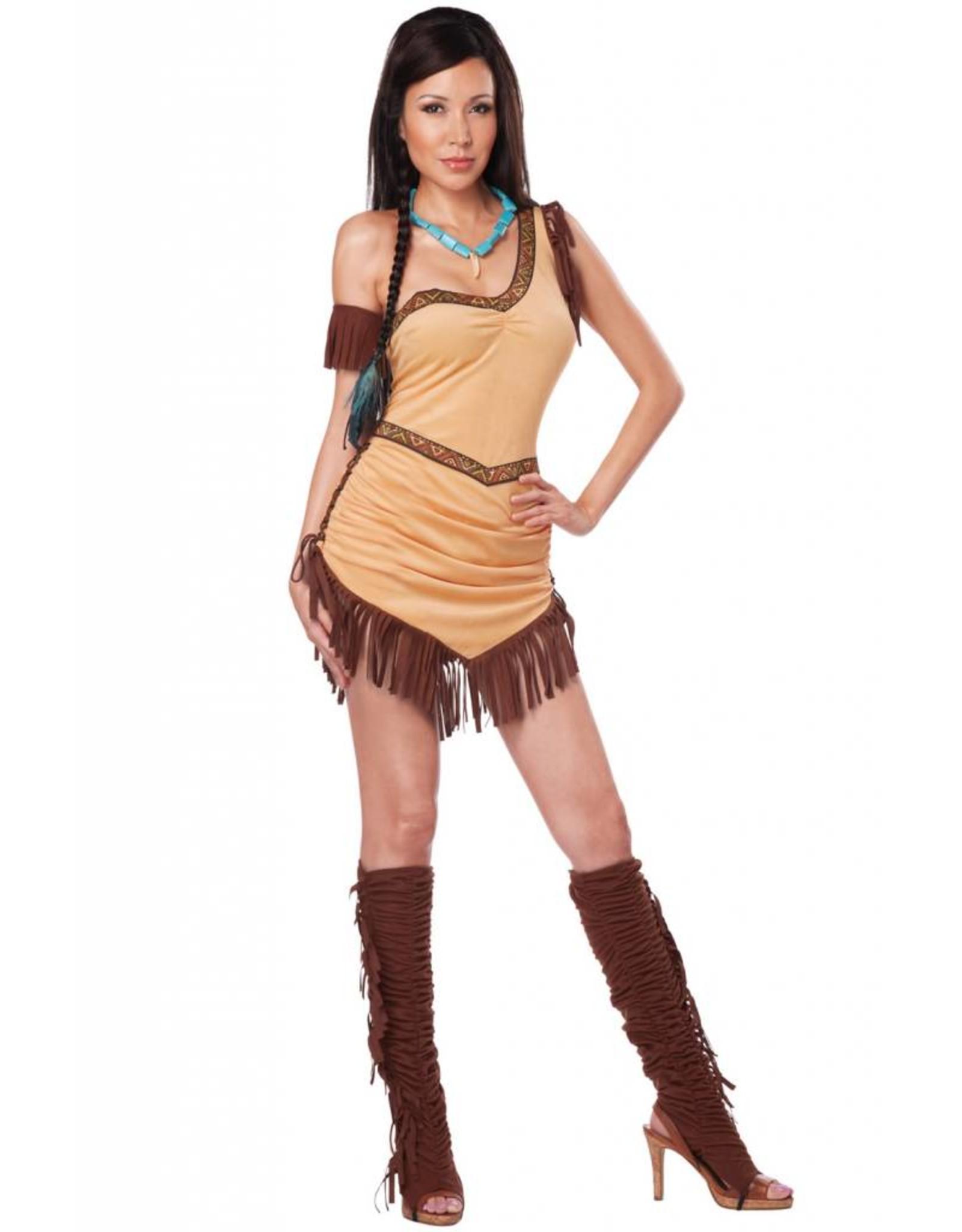 California Costume Native Beauty