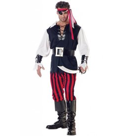 California Costume Cutthroat Pirate