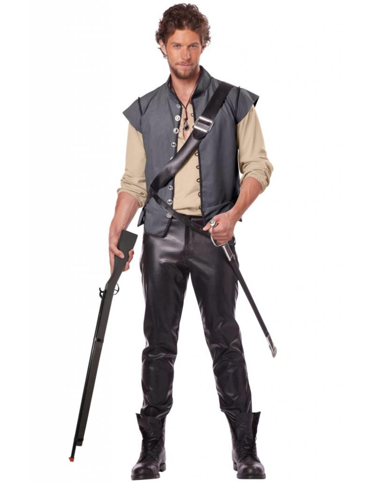 California Costume Renaissance Man