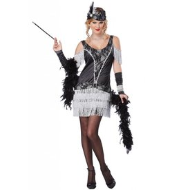 California Costume Razzle Dazzle Flapper M