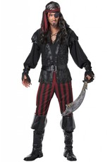 California Costume Ruthless Rogue Pirate