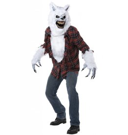 California Costume White Lycan