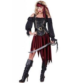 California Costume Queen of the High Seas