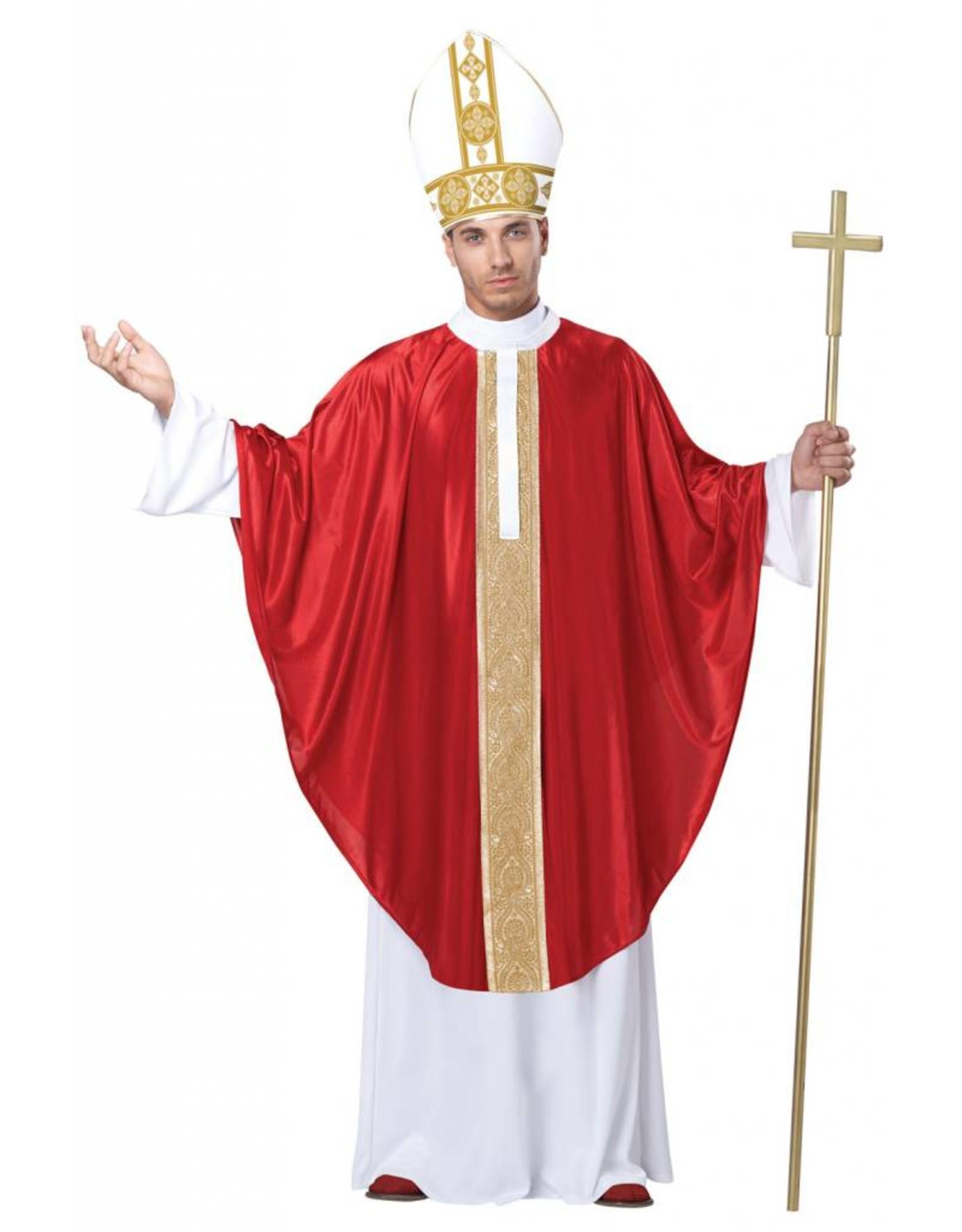 California Costume The Pope