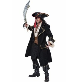 California Costume Deluxe Pirate Captain