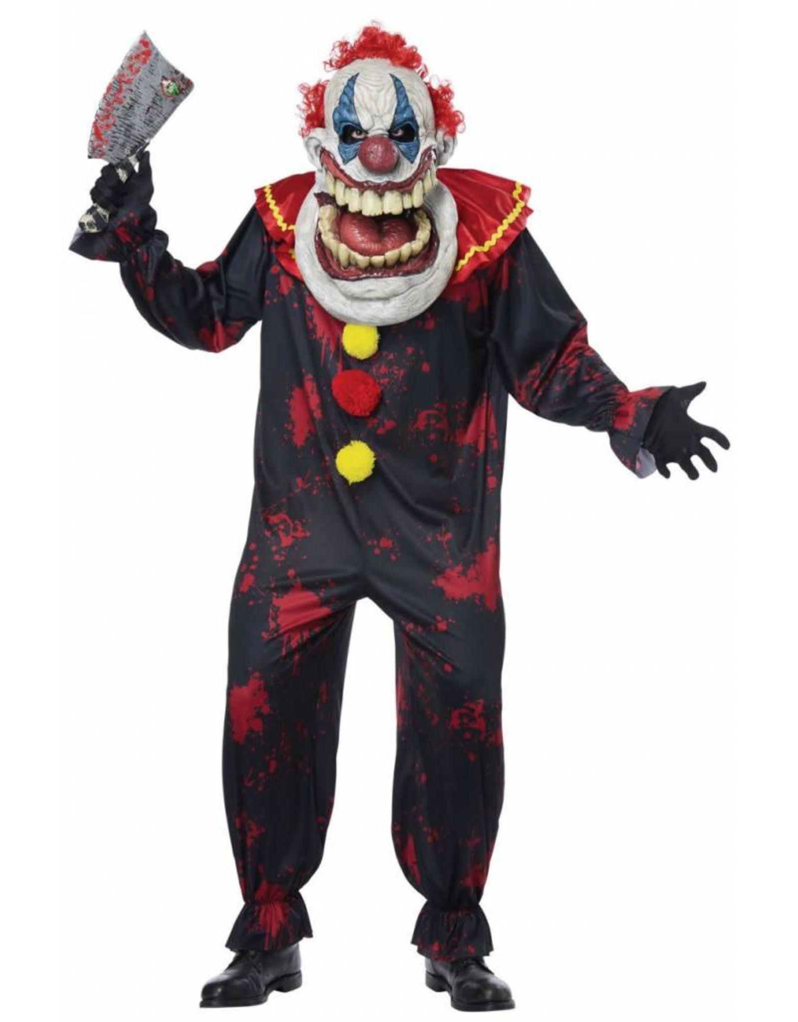 Die Laughing Clown