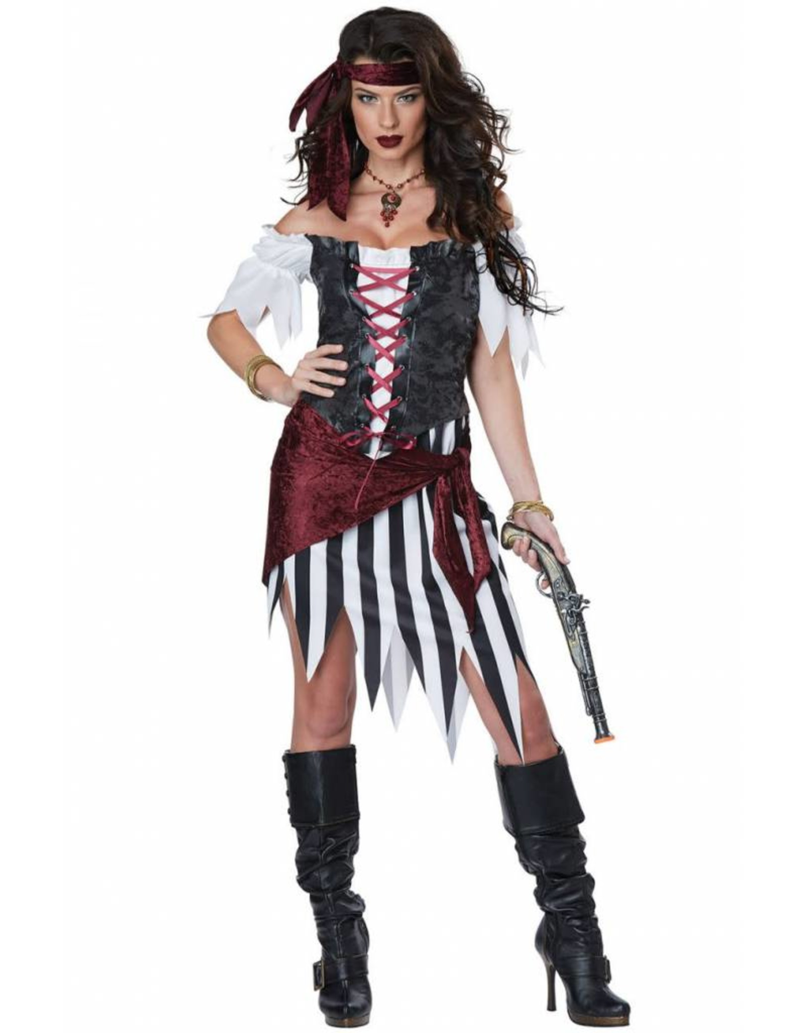 California Costume Pirate Beauty