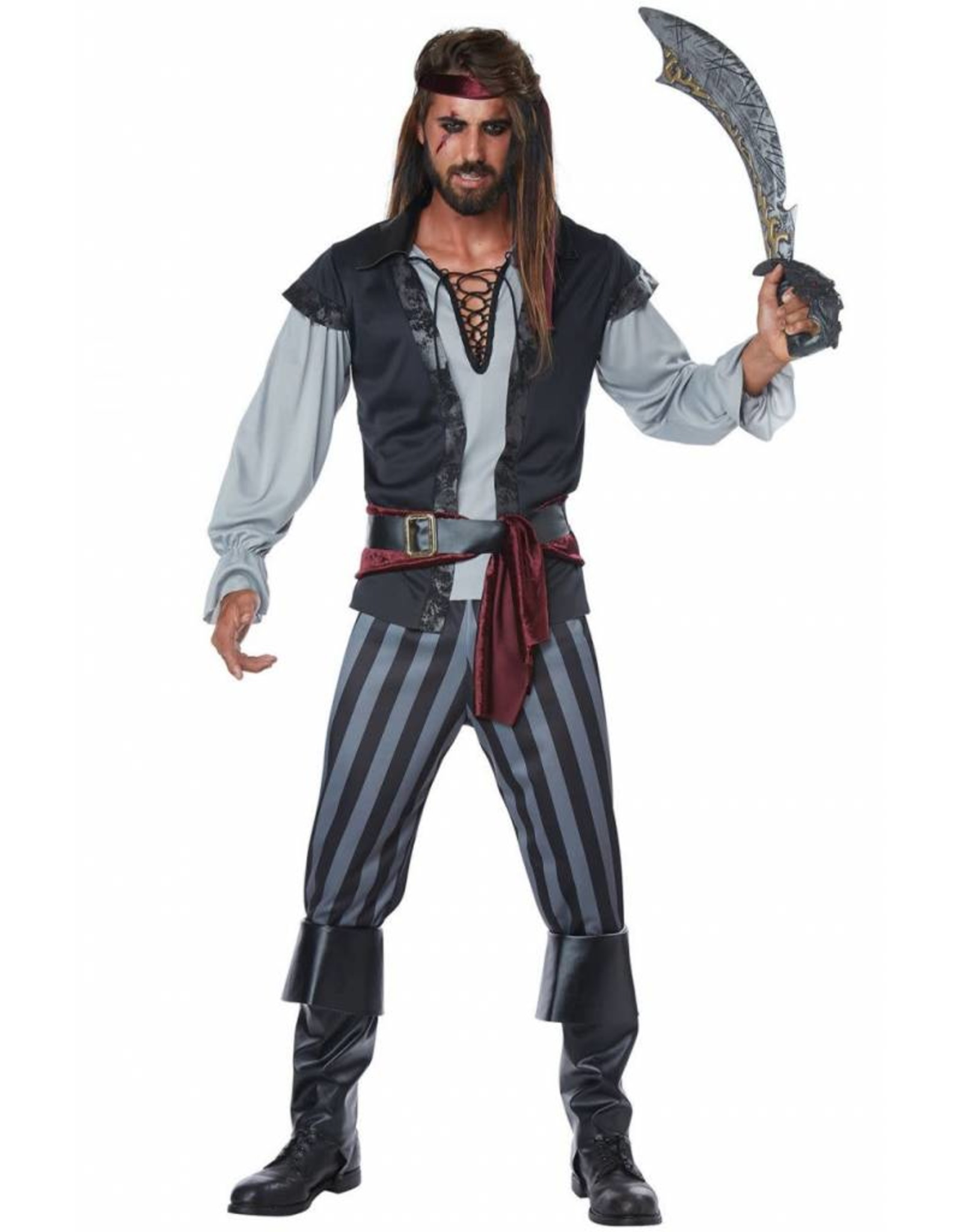 California Costume Scallywag Pirate