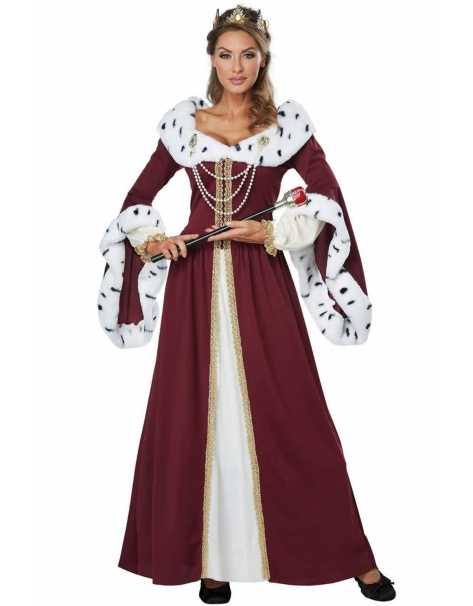 California Costume Royal Storybook Queen