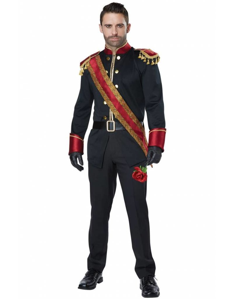California Costume Dark Prince