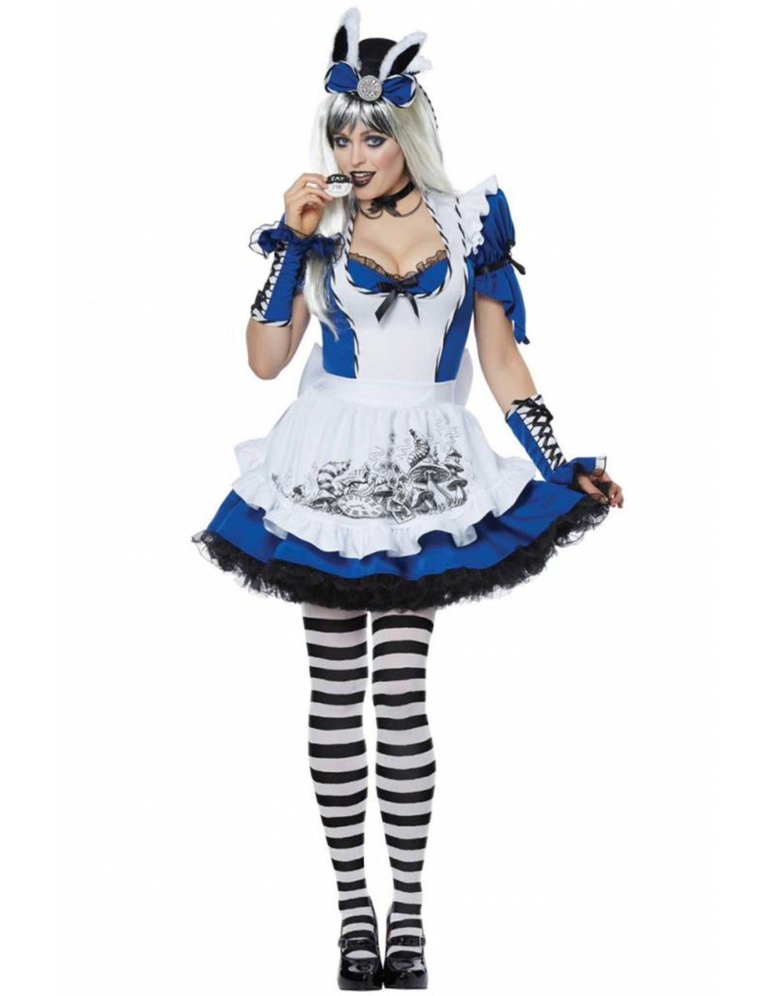 California Costume Mad Alice