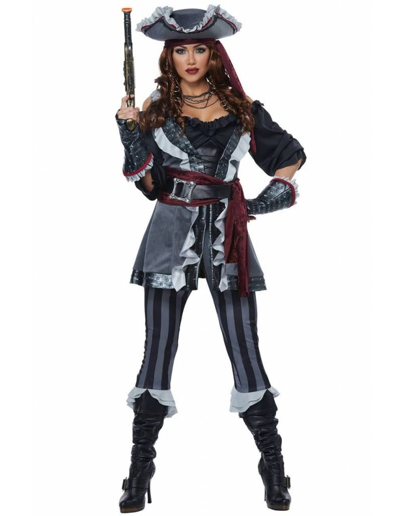 California Costume Captain Blackheart