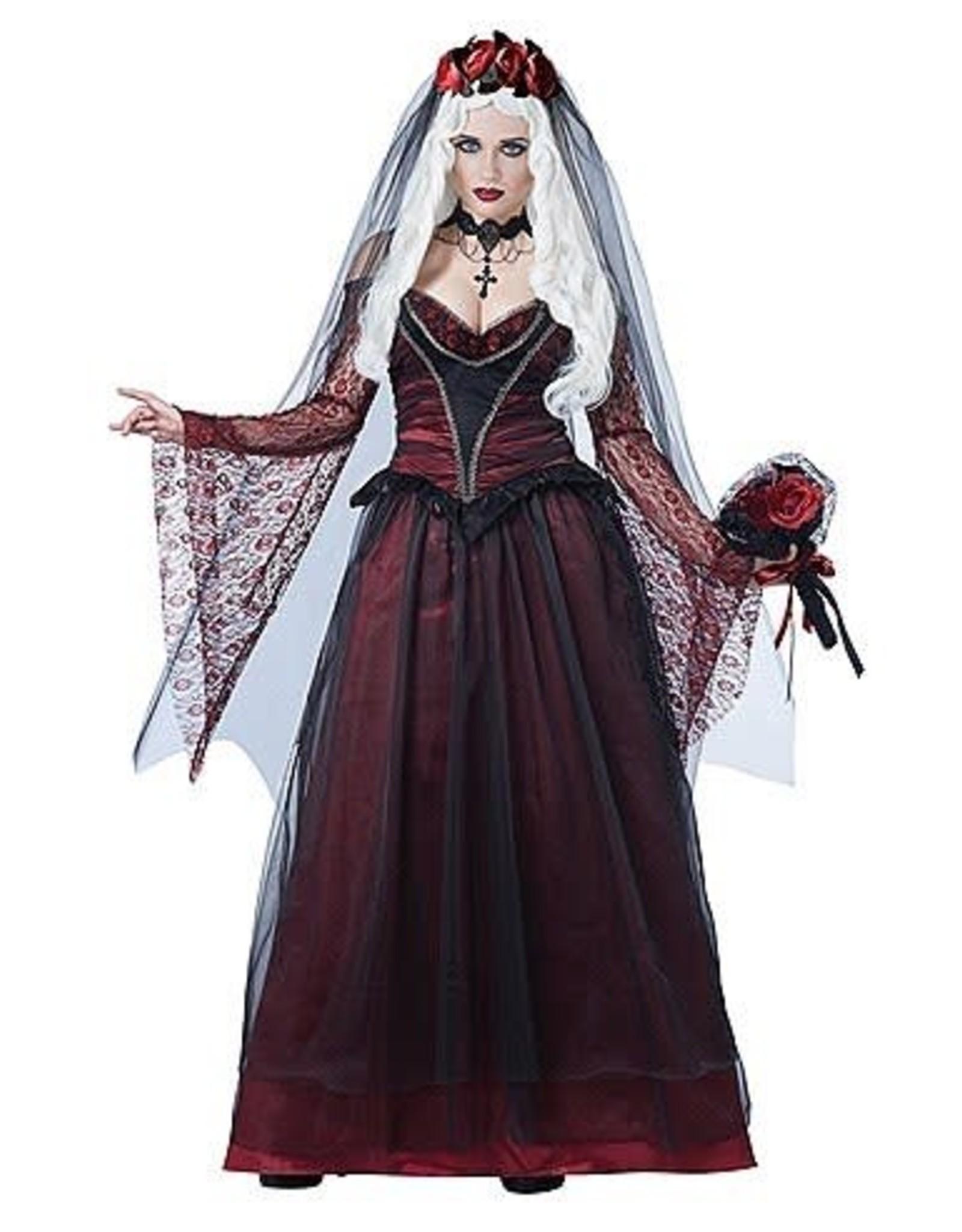 California Costume Immortal Vampire Bride