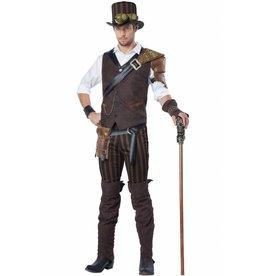 California Costume Steampunk Adventurer