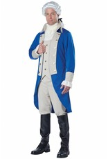 California Costume George Washington