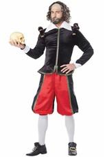 California Costume William Shakespeare