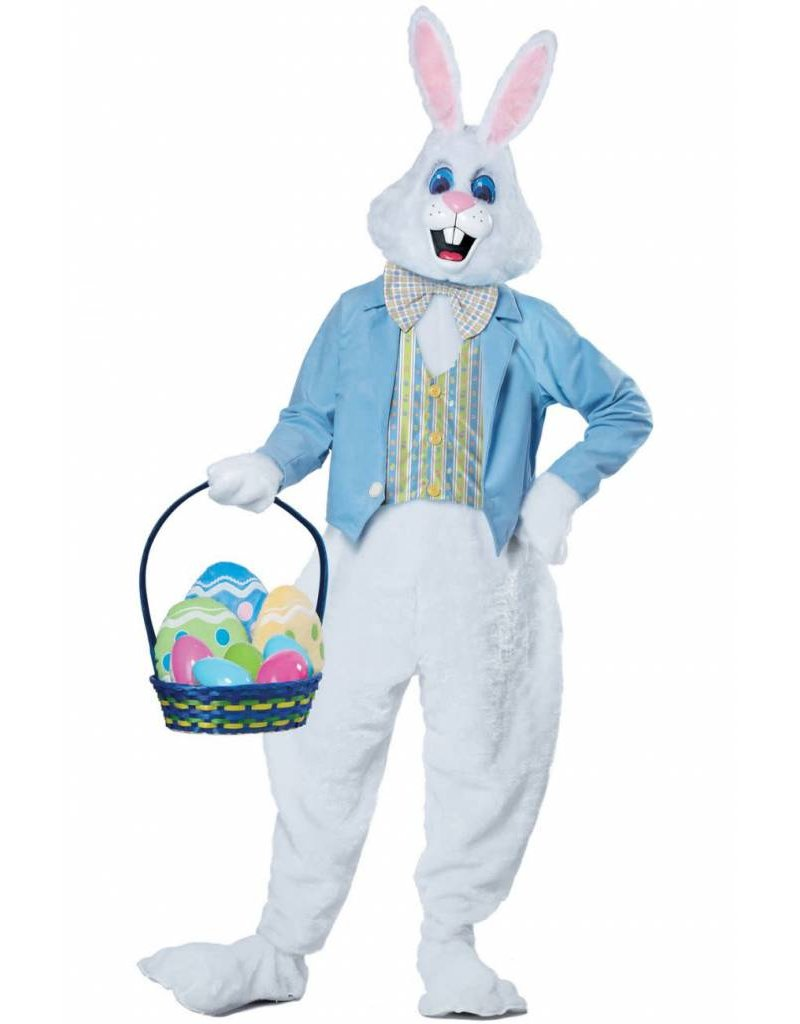 California Costume Deluxe Bunny L/XL