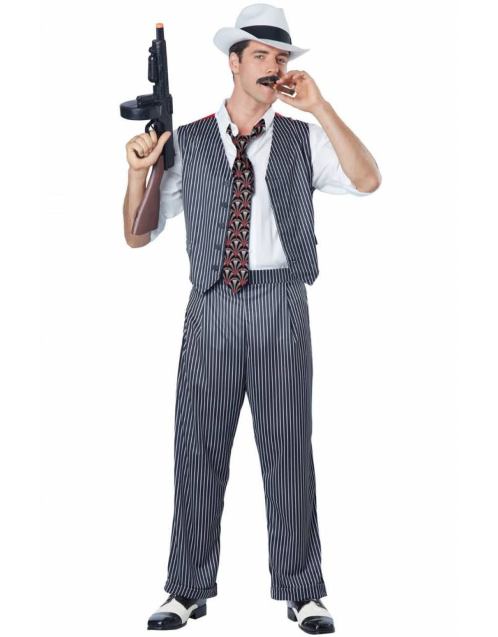 California Costume Mobster