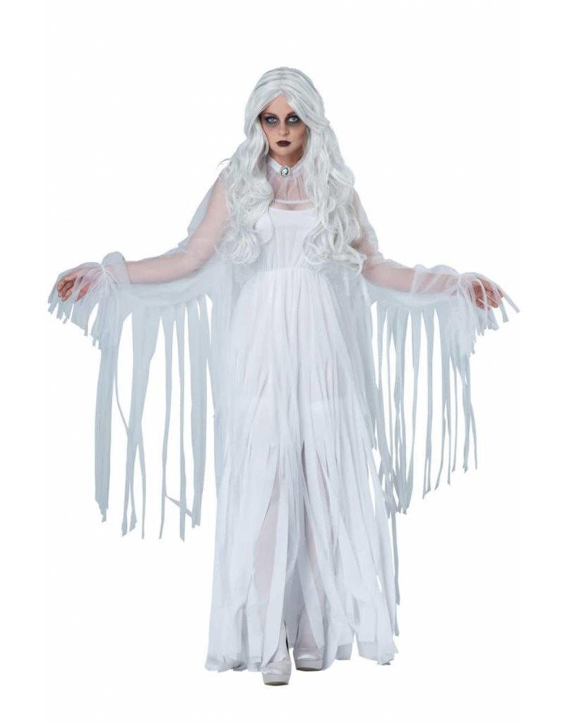California Costume Ghostly Spirit