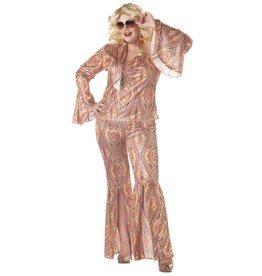 California Costume Discolicious Plus