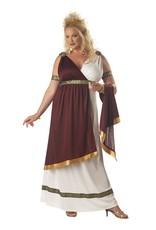 California Costume Roman Empress Plus