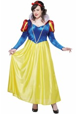 California Costume Snow White Plus 1X