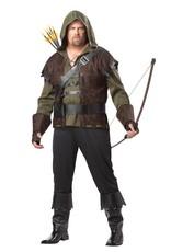 California Costume Robin Hood Plus