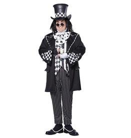California Costume Dark Mad Hatter Plus