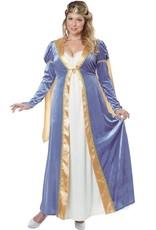 California Costume Elegant Empress Plus 1X