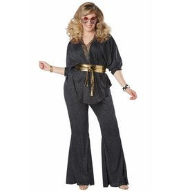 California Costume Disco Dazzler Plus 1X