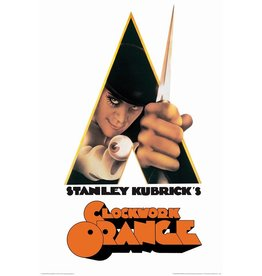 Posters Wholesale Poster - Clockwork Orange
