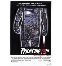 Posters Wholesale Poster - Friday the 13th