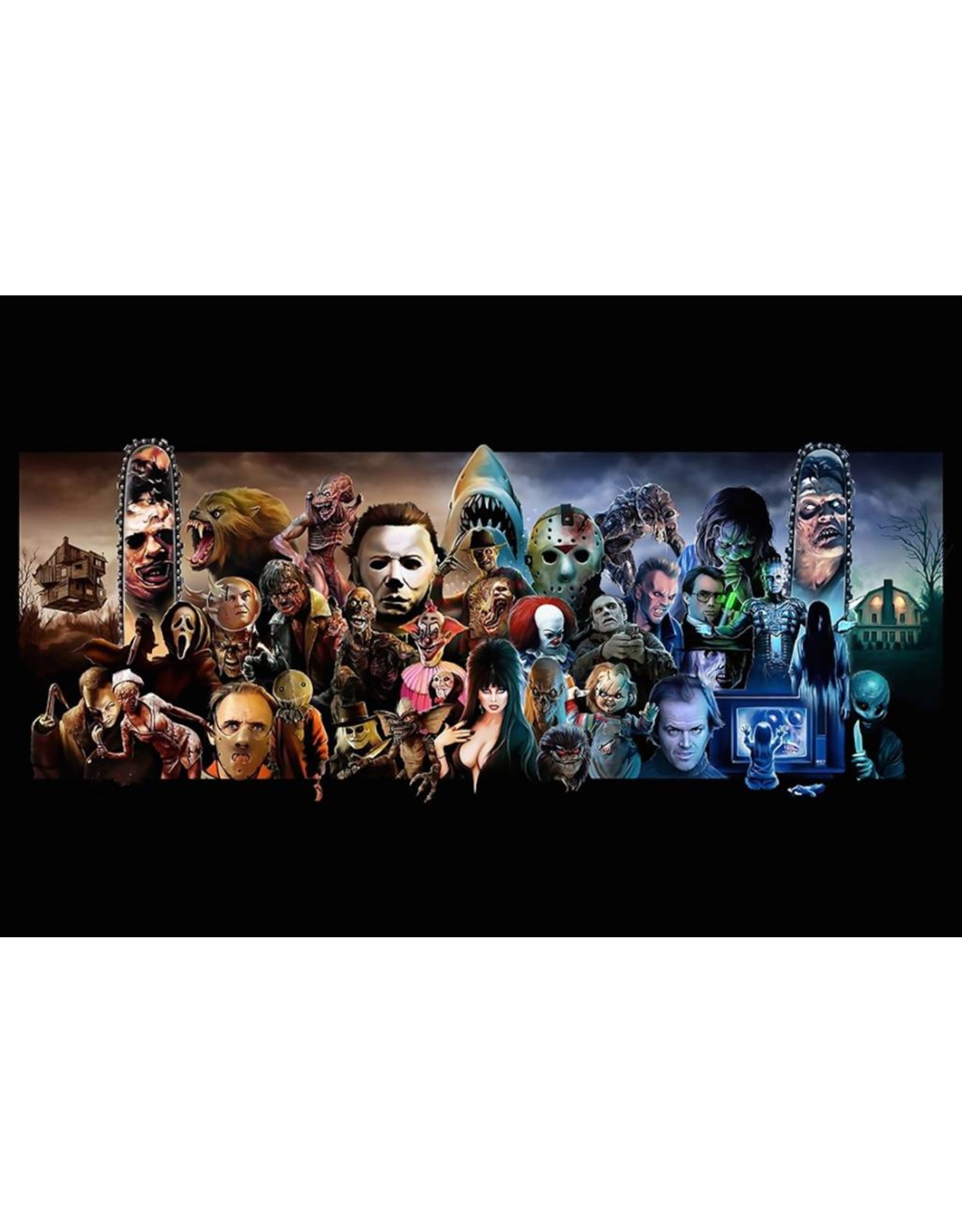 Posters Wholesale Poster - Monster Mash-Up