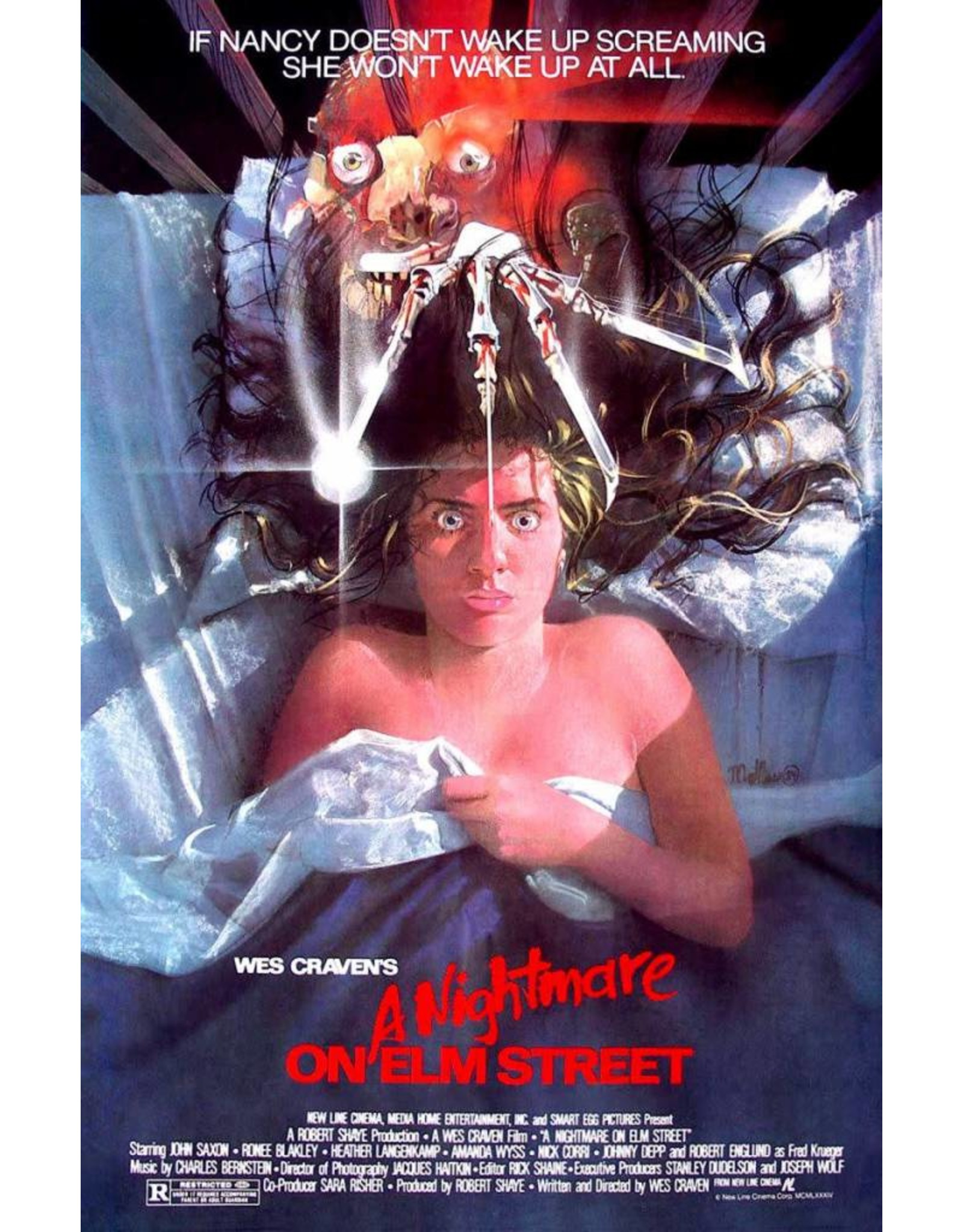 Posters Wholesale Poster - Nightmare on Elm Street