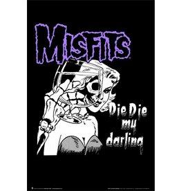 Posters Wholesale Poster - Misfits Die Die My Darling