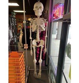 Bucky's Boneyard Frankenbucky with Stand