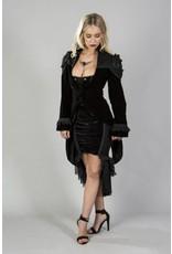 Burleska Vampiria Black Coat