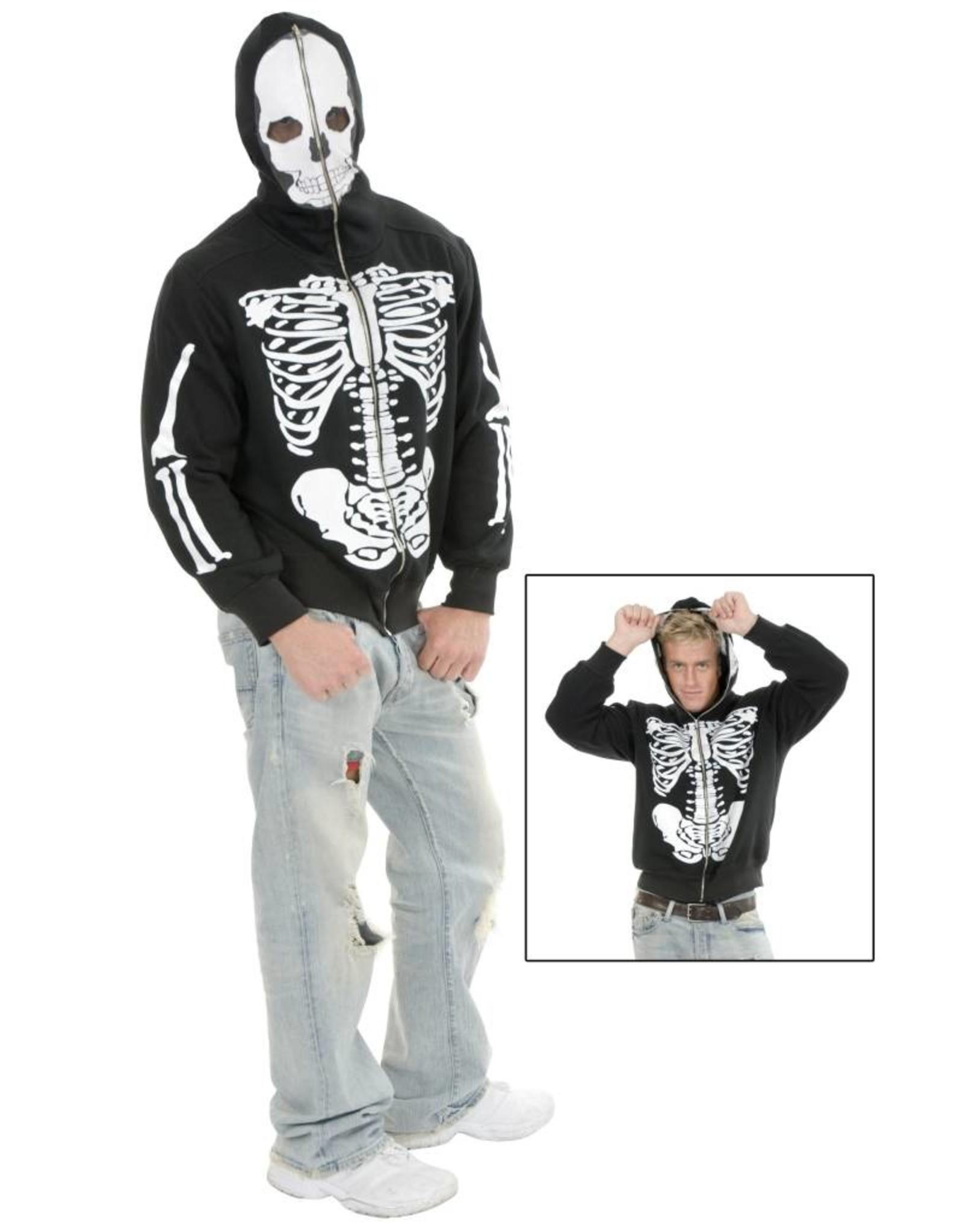 Charades Skeleton Hoodie